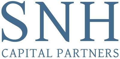 SNH Capital Partners Logo (PRNewsfoto/SNH Capital Partners)