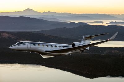 Gulfstream Aerospace Corp. today announced its ultralong-range Gulfstream G650ER again demonstrated its performance prowess in a city-pair record connecting Singapore and San Francisco — a distance of 7,475 nautical miles/13,843 kilometers — faster than any other ultralong-range aircraft.