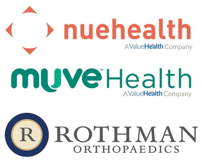 Rothman Orthopaedics And NueHealth Announce National Partnership To Transform Orthopaedic Clinical Practice And Ambulatory Surgical Care Throughout Key U.S. Markets