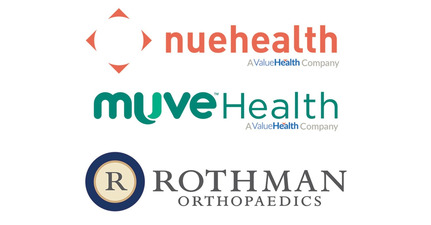 Rothman Orthopaedics And NueHealth Announce National