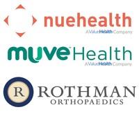 NueHealth-Rothman Partnership Logo