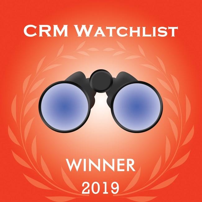 bpm'online named a CRM Watchlist Winner for 2019.