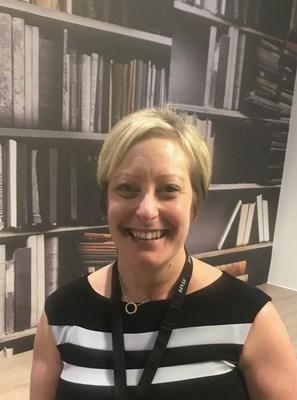 Claire Foxall, EVP Public Sector
