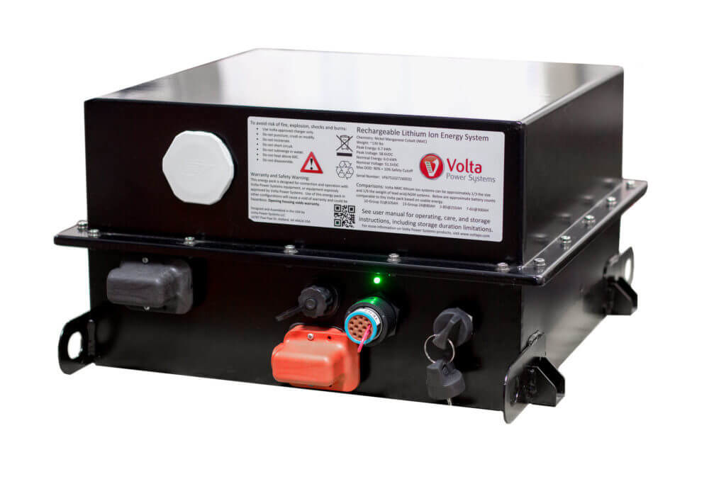 Volta Power Systems energy pack