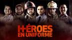 Rescates heroicos e historias reales de vida o muerte en la nueva serie HÉROES EN UNIFORME