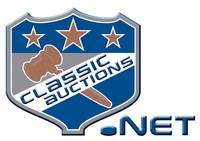 Logo: Classic Auctions (CNW Group/CLASSIC AUCTIONS)