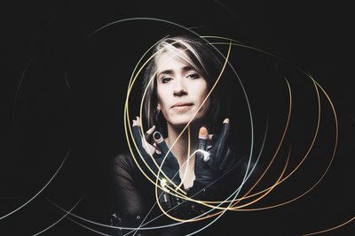 Artist Imogen Heap to appear at Blockchain Revolution Global event in Toronto, April 24 – 25, 2019. (CNW Group/Blockchain Revolution Global)