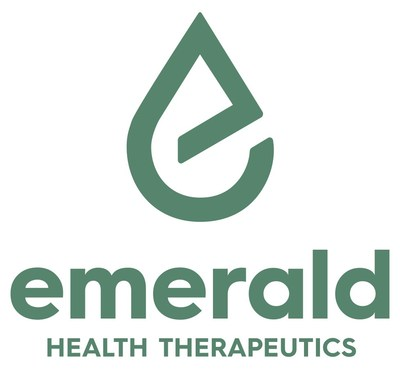 Logo : Emerald Health Therapeutics, Inc. (Groupe CNW/Verdélite Sciences inc.)