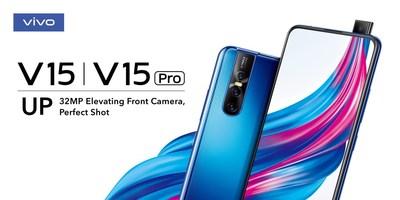 V15 and V15Pro Key Visual