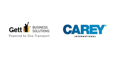 Gett Business Solutions now includes Carey Worldwide Chauffeured Services