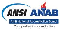 ANSI National Accreditation Board (ANAB) (PRNewsfoto/American National Standards Ins)