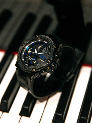 Casio G-SHOCK Unveils Collaboration Model With World-Renowned Jazz Label, Blue Note Records
