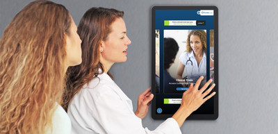 Patients and providers at more than 7,300 primary care and subspecialty practices nationwide can now access information on clinical trials straight from the exam room, thanks to an innovative new partnership between PatientPoint and Antidote Technologies.