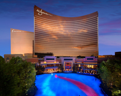 Wynn Las Vegas and Encore Named As 2019 Forbes Five-Star Award Winners. (PRNewsFoto/Wynn Resorts)