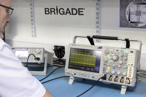 Brigade Electronics surpasses quality standards with unprecedented warranty periods (PRNewsfoto/Brigade Electronics)