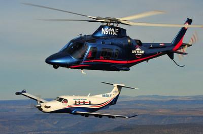 Life Flight Network Announces Opening of Port Angeles, Washington Base Serving Western Washington and Southeast Alaska