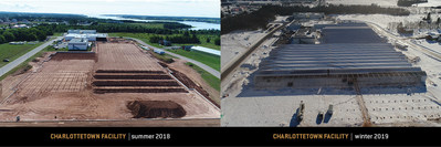 Canadian cannabis company FIGR, Inc. growing Charlottetown footprint to 325,000 square feet, supply to approximately 35,000 kg, and workforce to nearly 200 (CNW Group/FIGR Inc.)
