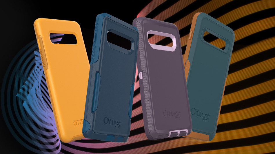 OtterBox offers a full lineup of options for Samsung's all-new cast, including a variety of rugged, stylish and folio cases and Alpha Glass screen protectors.