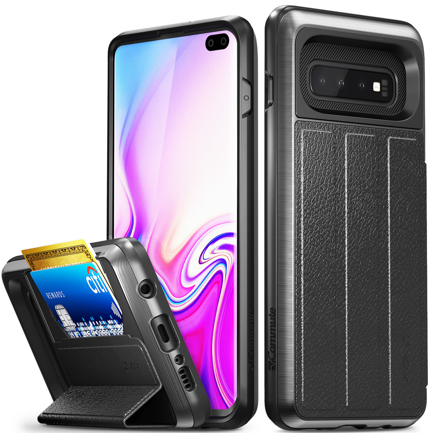An Array Of New Samsung Galaxy Cases From Vena To Keep Your Phones