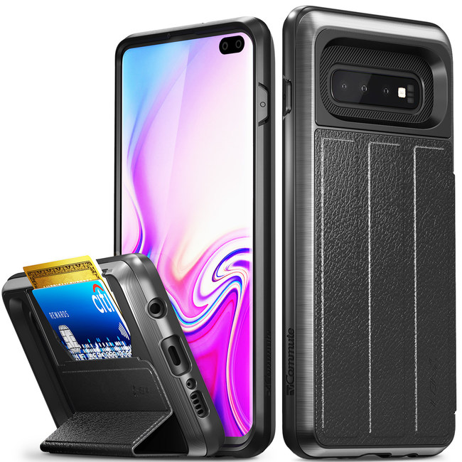 The vCommute combines the convenience of wallet features with a stylish and strong case that will protect your smartphone throughout daily use.