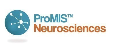 Logo: ProMIS Neurosciences Inc. (CNW Group/ProMIS Neurosciences Inc.) (CNW Group/ProMIS Neurosciences Inc.)