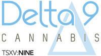 Logo: Delta 9 Cannabis Inc. (CNW Group/Delta 9 Cannabis Inc.)