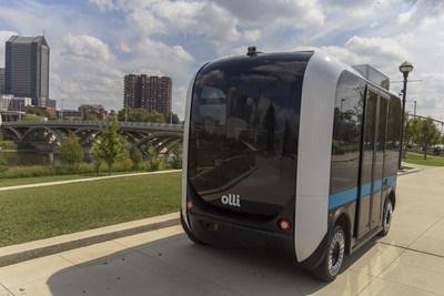 Local Motors Debuts Autonomous Shuttle at Sacramento State