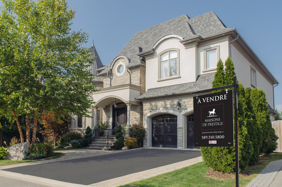 Royal LePage Forecasts Healthy Price Appreciation for Luxury Real Estate in the Greater Toronto Area, Greater Montreal Area and Ottawa (CNW Group/Royal LePage)
