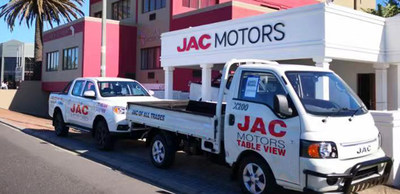 JAC Motors Broadens Reach In Africa, Expands Presence to 28 Countries In 2018.