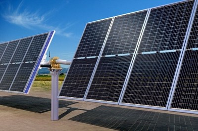 """LONGi will supply 224MW bifacial PERC modules for the largest """"bifacial+tracker"""" project in the United States"""