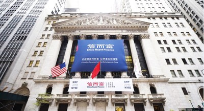 Microcredit Subsidiary of China Rapid Finance (NYSE: XRF) Receives Top Industry Recognition as a 2018 Outstanding Microcredit Company of the Year