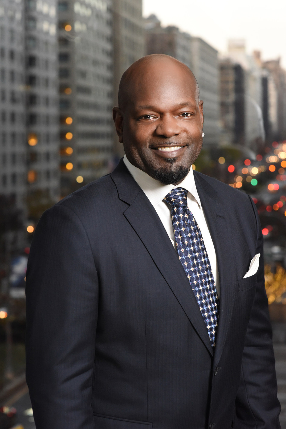 National Football League (NFL) Hall of Fame running back and successful entrepreneur Emmitt Smith
