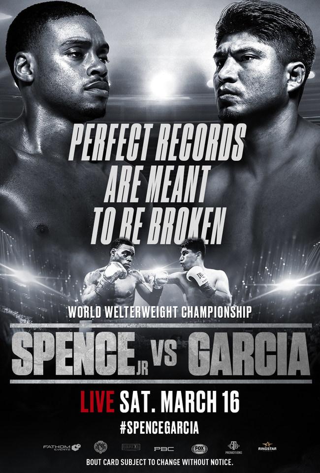 Spence Jr. vs. Garcia
