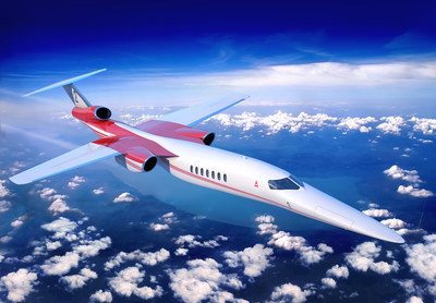 Aerion Selects Spirit AeroSystems for AS2 Supersonic Business Jet Program