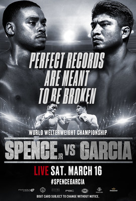 Spence Jr. vs. Garcia