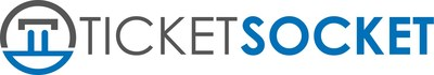 TicketSocket Logo (PRNewsfoto/TicketSocket)