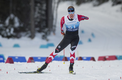 Mark Arendz won his fourth medal of the World Para Nordic Skiing Championships on Thursday. PHOTO: Canadian Paralympic Committee (CNW Group/Canadian Paralympic Committee (Sponsorships))
