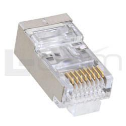 L-com推出可节省时间的新型拉通式RJ45插头和压接工具
