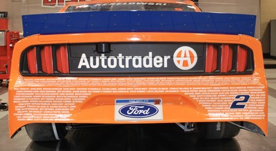 No. 2 Autotrader Ford Mustang for Team Penske