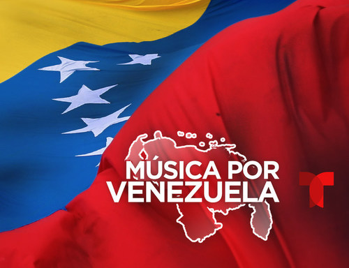 Live aid benefit concert for Venezuela to avert humanitarian crisis (CNW Group/Core Magazines)