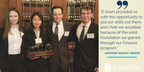 Elizabethtown College Students to Represent PA in North American Regional Finance Competition