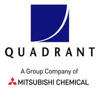Logo Quadrant Mitsubishi Chemical (PRNewsfoto/Quadrant AG)