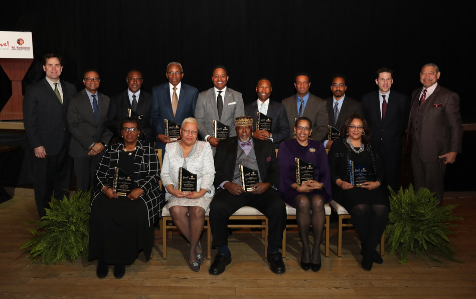 In celebration of Black History Month, The Cordish Companies, Live! Casino & Hotel and the Md. Washington Minority Companies Association (MWMCA) last night celebrated the 6th annual Black History Heroes Awards. The ceremony recognized 10 Maryland and DC business and community leaders who have contributed to their communities and citizens in a positive way.
