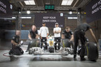 Hamilton and Bottas Keep Their Cool at the Global Launch of PETRONAS Syntium with °CoolTech™ in Turin