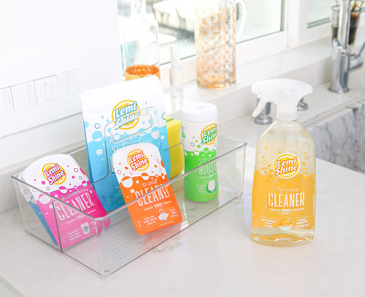 Fenwick Brands invests in Lemi Shine, a better-for-you household cleaning brand.