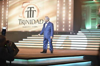 El Festival del Habano cierra su xxi edición con la Noche de Gala dedicada al 50 aniversario de Trinidad
