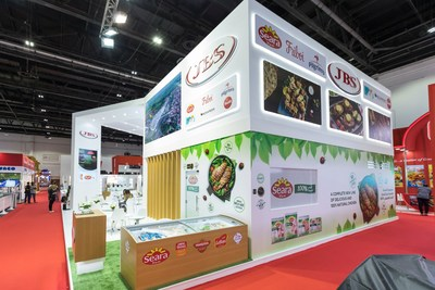 Seara's stand at Gulfood 2019 (Photo credit: Seara)