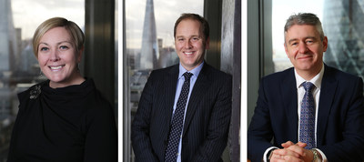Crowell & Moring Expands London Office with Three Partners