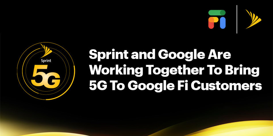 Sprint Business and Google Fi