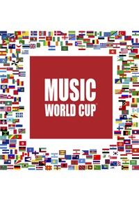 MUSIC WORLD CUP Logo